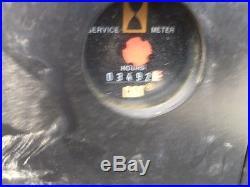 05 CATERPILLAR 303 MINI EXCAVATOR PUSH BLADE 3RD VALVE 3492 HRS