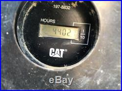 08 CATERPILLAR 304C MINI EXCAVATOR WITH 24 BUCKET + Financing available