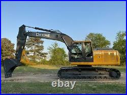 11 Deere 200D LC Excavator For Sale Only 3,970 Hours on a Pre-emission Unit