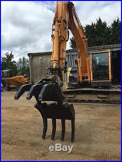 13 Ton Excavator Grapple Grab KOMATSU JCB CAT HITACHI DOOSAN DAEWOO KOBELCO