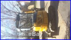 17zts john deere mini excavator