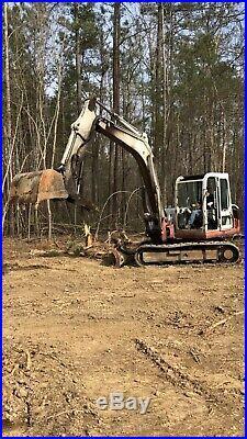 $18k! 2010 TAKEUCHI TB175 Midi Excavator Erops