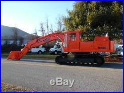 1983 Hitachi UH081 Hydraulic Excavator