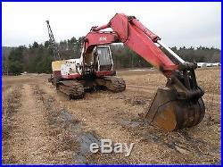 1986 Link Belt LS-3400A Excavator