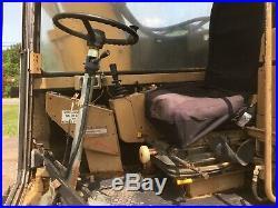 1987 Caterpillar 206 Wheeled Hydraulic Excavator with Blade