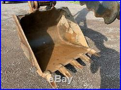 1991 Caterpilar E110B Hydraulic Excavator with Geith Thumb