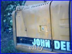 1991 John Deere 290D
