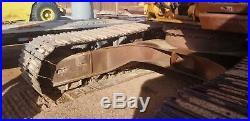 1992 Case 9050 Excavator Track Hoe 70k lb #2716