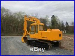 1993 Deere 490D Hydraulic Excavator