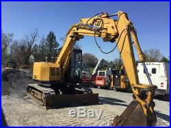 1995 Caterpillar 307SSR Hydraulic Midi Excavator with Cab Great Tracks 5300 Hours