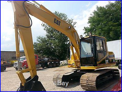 1995 Caterpillar 312 Hydraulic Excavator
