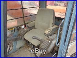 1995 Hitachi Ex200LC-3 Excavator, Cab/Heat, Geith Mechanical thumb, 8,330 Hours
