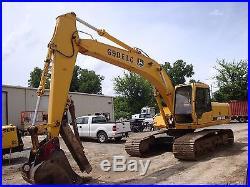 1995 John Deere 690e LC Excavator