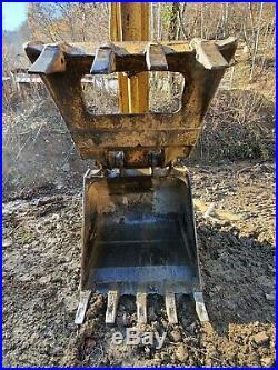 1996 Cat 311 Hydraulic Excavator With Hydraulic Thumb