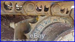 1996 John Deere 490E Excavator Diesel Track Hoe Hydraulic Thumb Coupler Plumbed