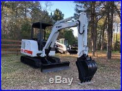 Excavators » Blog Archive » 1997 Bobcat 331 Mini Excavator We