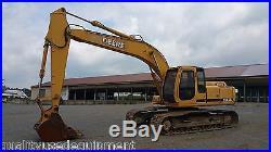1997 John Deere 200 LC Excavator Hydraulic Diesel Tracked Hoe EROPS Machine