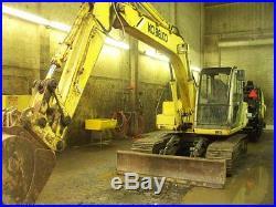 1997 Kobelco SK115DZ Excavators