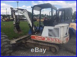 Excavators » bobcat
