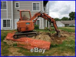 1998 Hitachi EX30UR Hydraulic Mini Excavator Coming Soon