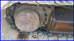 1998 John Deere 160 LC Excavator Hydraulic Diesel Tracked Hoe EROPS Metal Track