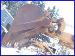 1998 John Deere 35ZTS Mini/Micro/Compact Excavators