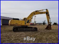 1998 Komatsu PC300LC-6 Track Excavator Tooth Bucket