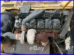 1998 Komatsu PC400 LC-6Lk Excavator Diesel Cat JRB Quick Coupler