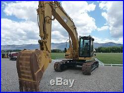 1998 caterpillar 320BL excavator