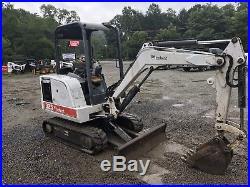 Excavators » Blog Archive » 1999 BOBCAT 325 Mini Excavator