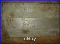 1999 Caterpillar 307 Excavator