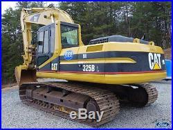 1999 Caterpillar 325B L Used