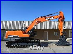 1999 DAEWOO S220LC-V HYDRAULIC EXCAVATOR TRACKHOE WITH JRB QUICK COUPLER
