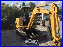 1999 IHI 28J Hydraulic Mini Excavator with Thumb