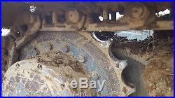1999 Komatsu PC120-6 Hydraulic Excavator Tracked Hoe Thumb Cab Diesel Engine