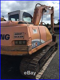 1999 Samsung Excavator SE 130
