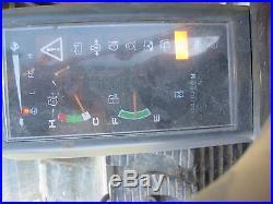 1999 TB070 Extendable mini excavator Stick/hoe