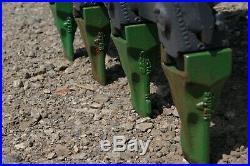 1 to 1.9 ton mechanical Digger Grab, 100% hardox. VAT inc! 3 year warranty