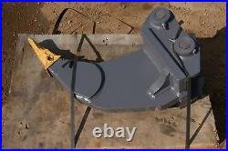 1 to 2.8 ton Mini Digger HD Ripper Hook. INC VAT Cat JCB Hitachi Kubota Takeuchi