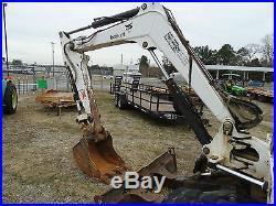 2000 BOBCAT X337 EXCAVATOR COMPACT 412712