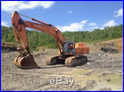 2000 Hitachi Ex800 Excavator