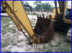 2000 John Deere 120 Excavator