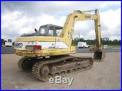 2000 Kobelco SK150 LC IV Excavator 7522 hours