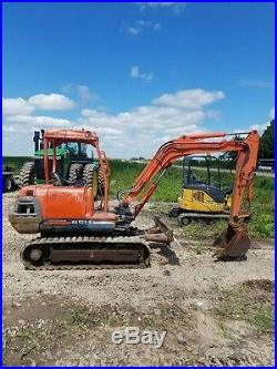 2000 Kubota KX 121-2 Mini Excavator