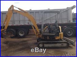2000 komatsu mini excavator