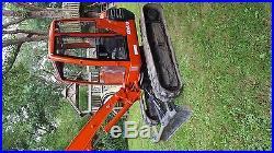 2000 kubota kx161 excavator