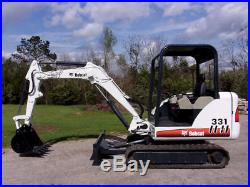 Excavators » 331d