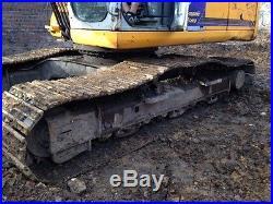 2001 Kobelco 290 LC Excavator
