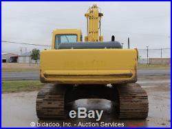 2001 Komatsu PC200LC-6 PC200 Excavator Hydraulic LC-6 Tracked Tractor Hoe Diesel