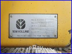 2001 New Holland EC130 LC Hydraulic Excavator RUNS MINT! THUMB EROPS
